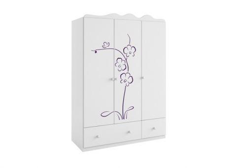 Шкаф Орхидея 135