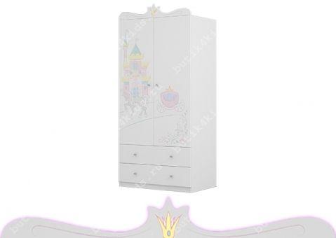 Шкаф Принцесса 90