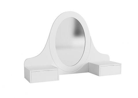 Туалетный столик с зеркалом 90 Меблик