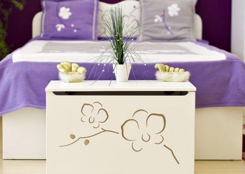 Ящик для игрушек Орхидея