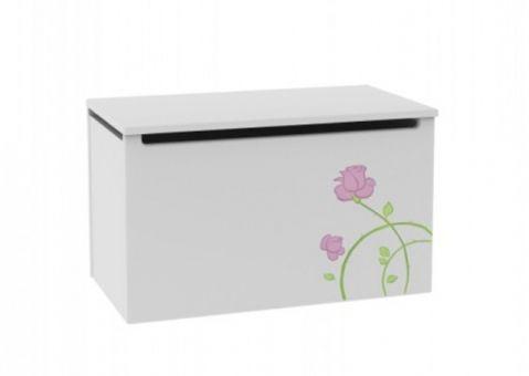 Ящик для игрушек Роза