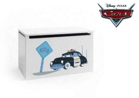 Ящик для игрушек Тачки Дисней
