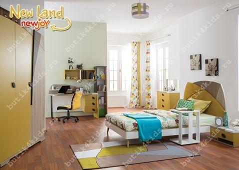 Кровать New Land NW-1100, NW-1102