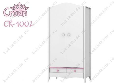 Шкаф 2-х дверный Crown CR-1002