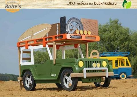 Детская ЭКО мебель Baby's Garage