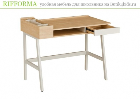 Стол компьютерный Rifforma CT-3582MW с органайзером