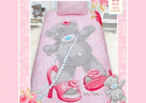 Постельное белье Teddy Fashion детское арт.521408
