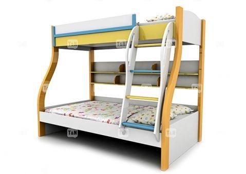 Детская двухъярусная кровать Huson