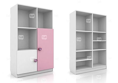 Книжный шкаф с 5-ю отделениями Mary