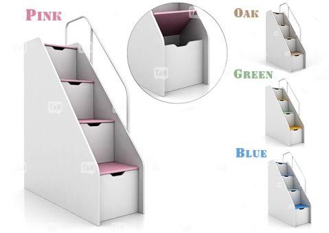 Ступеньки-ящик открывающиеся ТомиНики