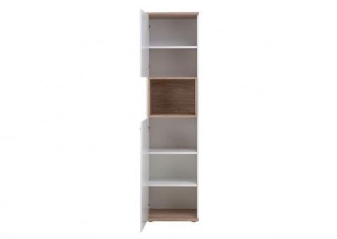 Книжный шкаф AMAZON WOJCIK белый