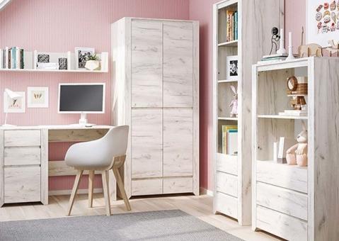 Книжный шкаф ANGEL WOJCIK в стиле лофт