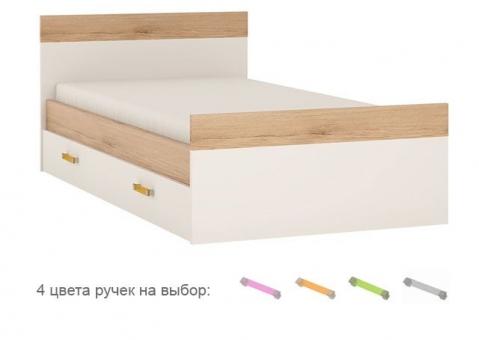 Кровать AMAZON WOJCIK белая