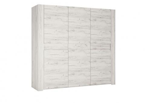 Шкаф трехдверный ANGEL WOJCIK в стиле лофт