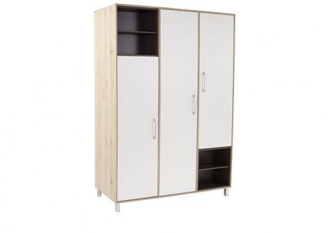 Шкаф трехдверный BOX Wojcik