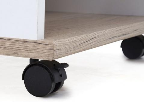 Тумба для письменного стола AMAZON WOJCIK белая