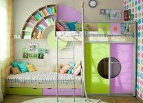 Детская мебель Выше радуги