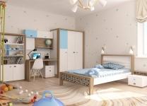 Детская комната MIX ABC-King для мальчика и девочки