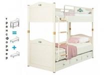 Двухъярусная кровать Flora Cilek 20.21.1401.00