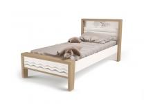 Детская кровать MIX OCEAN ABC-King №1 морская