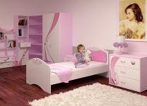 Двухдверный шкаф Princess Advesta