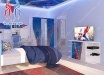 Кровать классика Человек паук (Spider Man)