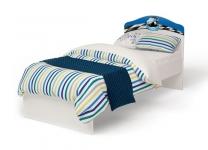 Кровать классика La Man для мальчика