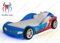 Кровать машина Человек Паук