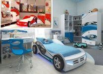 Кровать машина La Man