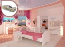 Мебель Bears Advesta для девочки