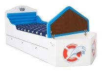 Нос для кровати Ocean (ящик-сундук для игрушек)