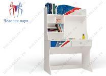 Письменный стол с надстройкой Человек-паук (Spider Man)