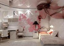 Дизайн: Подростковая комната для девушки