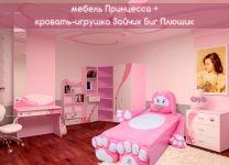 Прикроватная тумба Princess Advesta