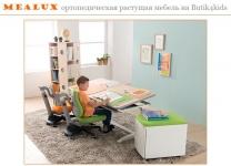 Парта Comf-Pro Twins Desk Mealux BD-358 для двоих детей
