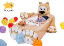 Кровать-игрушка Мишка