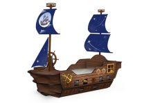 Кровать-корабль Мечта Пирата