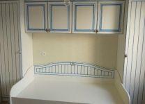 Кровать-диван с выдвижным спальным местом Капитан К-41