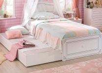 Белая детская мебель Selena Cilek