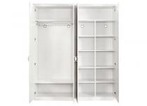 Большой четырехдверный шкаф Selena Cilek 20.55.1003.00
