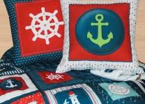 Детские подушки Синее и Голубое море