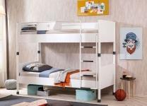 Двухъярусная кровать-трансформер Black и White Cilek 20.54.1401.00