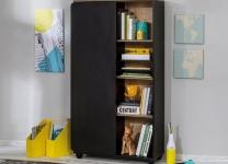 Книжный шкаф Black и White Cilek Арт.1503, 1502