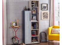 Книжный шкаф для ребенка Trio Cilek Арт.1501