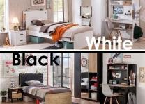 Комната Black и White Cilek для подростков