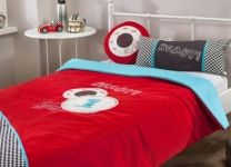 НАБОР BiSpead Cilek AKS-4459: покрывало с подушками