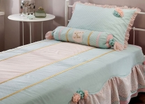 Комплект постельных принадлежностей Flora AKS-4481, AKS-4404