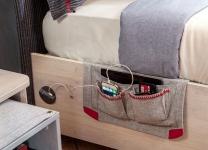 Кровать для подростка мальчика Trio Cilek арт. 20.40.1301.01 и 20.40.1302.01