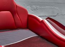 Кровать машина Cilek GTS CRB-1350, CRB-1351, CRB-1352, CRB-1353