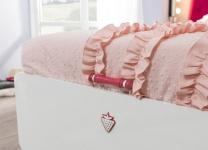 Кровать с подъемным механизмом Yakut Cilek для девочки Арт.1705